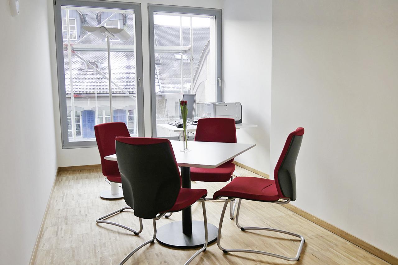 einweihung neue r umlichkeiten soziale dienstleistungen region brugg e. Black Bedroom Furniture Sets. Home Design Ideas