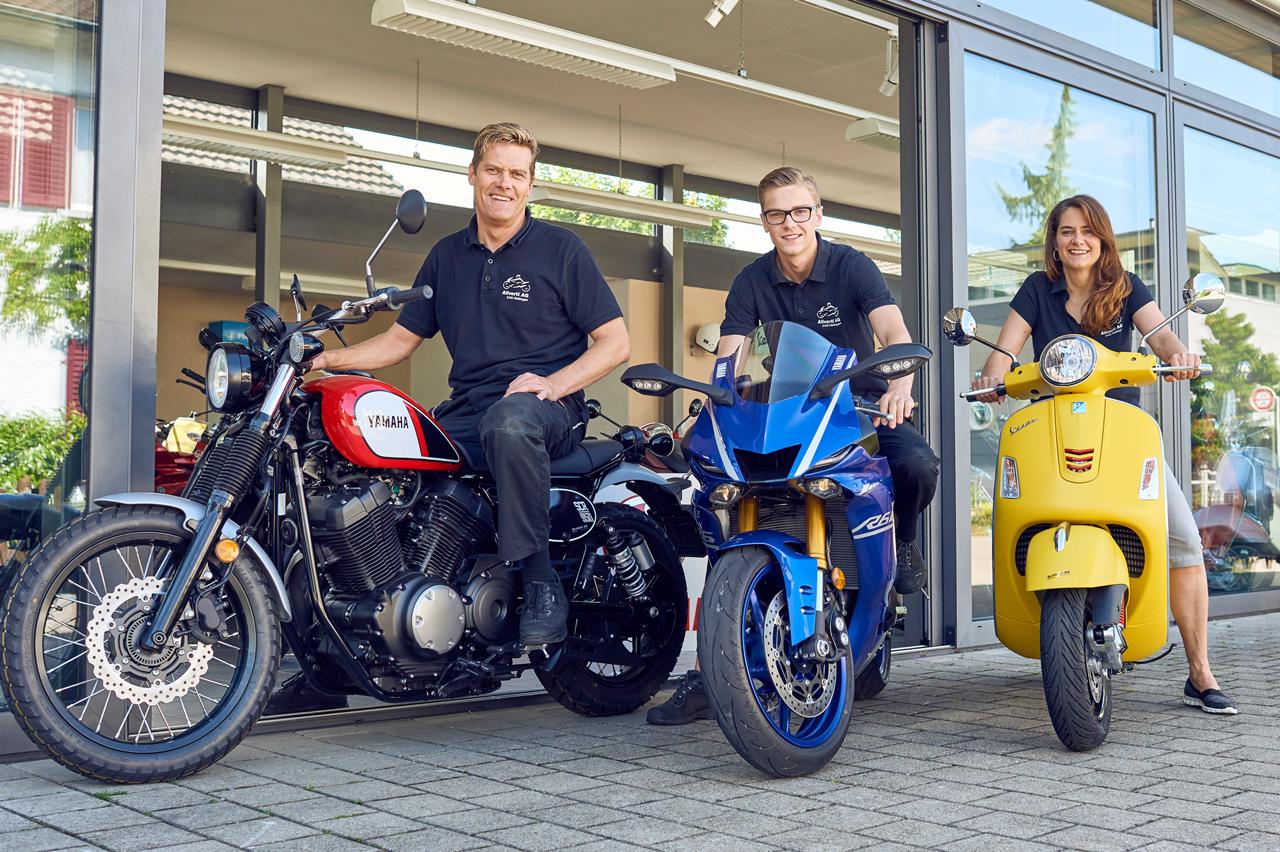 Wettingen: Auf dem Motorrad den Kopf lüften | e-journal.ch
